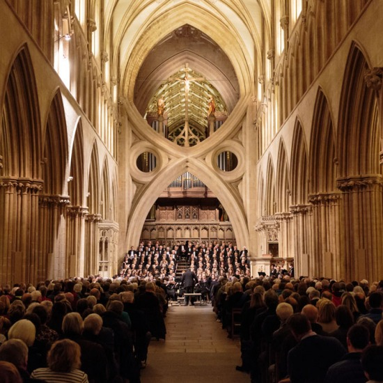 Millfield Requiem at Wells Cathedral