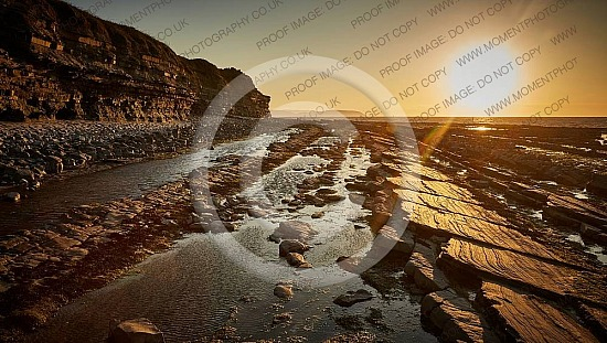 Kilve Beach Somerset 13