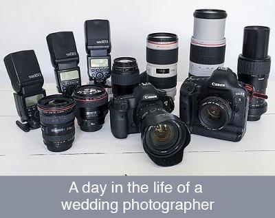 Canon 1DX camera and Canon professional L lenses