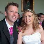 Alistair & Sam - Married at Halswell House Wedding venue- Goathurst, Somerset
