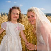Somerset wedding in the country