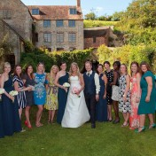 Gants Mill wedding