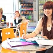 Bridgwater College prospectus photo for marketing