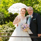 Cannington church wedding at St Mary
