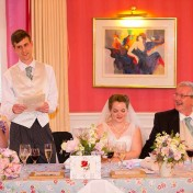 Castle Hotel wedding photography in Taunton
