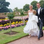 Hestercombe Gardens wedding photography