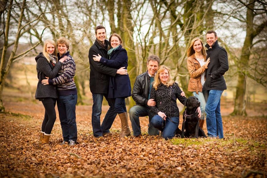 Family photography in Somerset