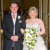 Shapwick House wedding photograph