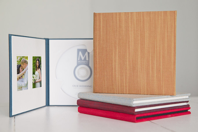 Wedding photography products - Luxury DVD case