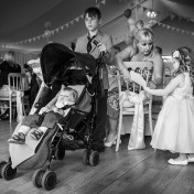Woodlands Castle wedding photographer
