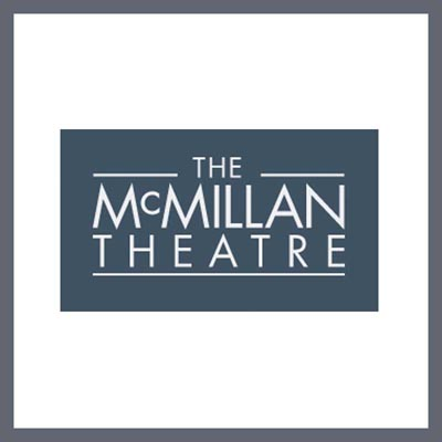 The McMillan Theatre logo