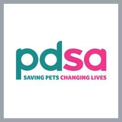 PDSA charity logo