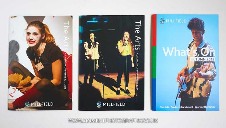 Photography for Millfield School 1