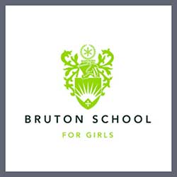 Bruton School For Girls logo