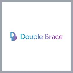 Double Brace logo