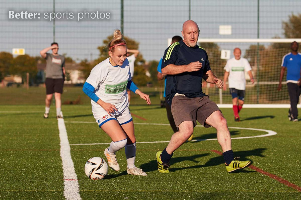 football photography in bridgwater